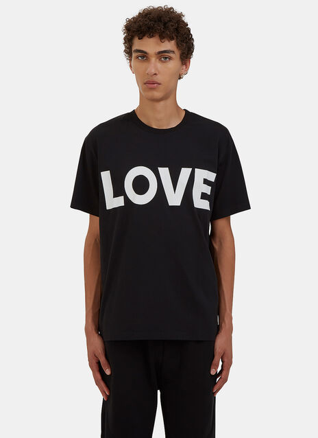 'LOVE' Crew Neck T-Shirt