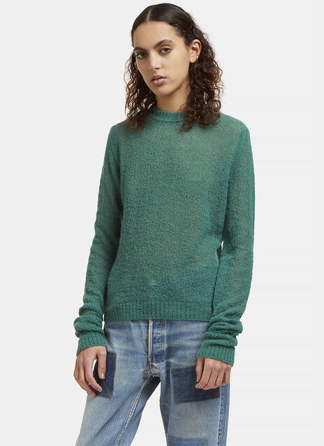 Acne Trixie Alpaca Knitted Sweater