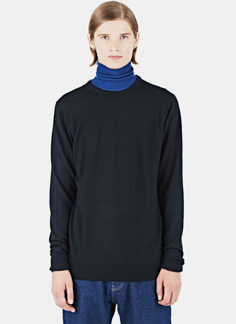 Sunspel Fine Merino Crew neck