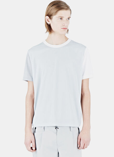 Image of adidas by Kolor Climachill Panelled T-Shirt