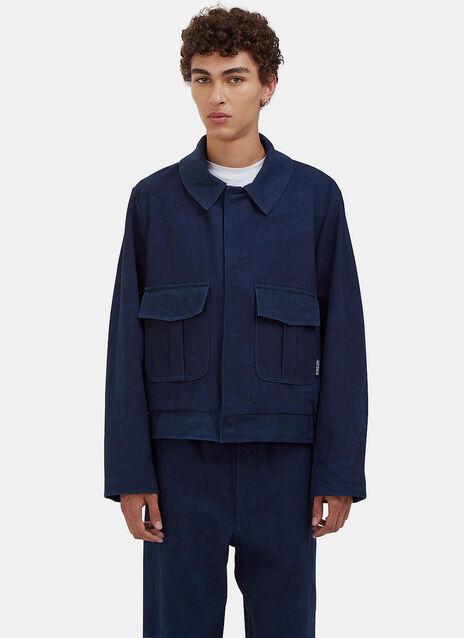 Beau Canvas Jacket