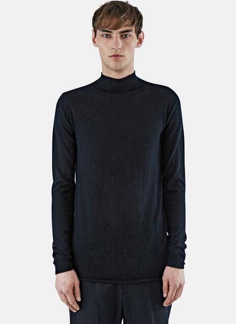 Level Lupetto Cashmere Sweater