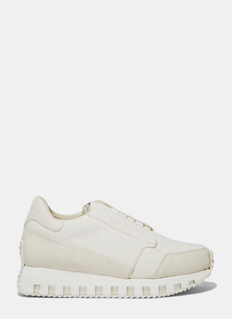 INSIGHT Low-Top Canvas Sneakers