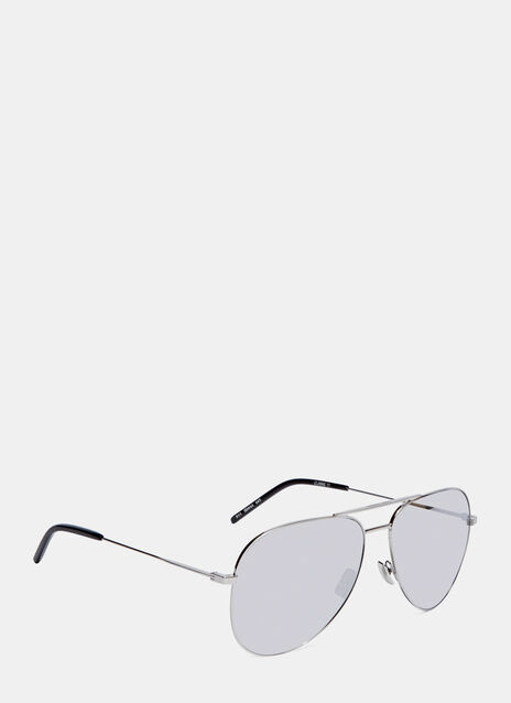 Classic 11 Mirrored Aviator Sunglasses