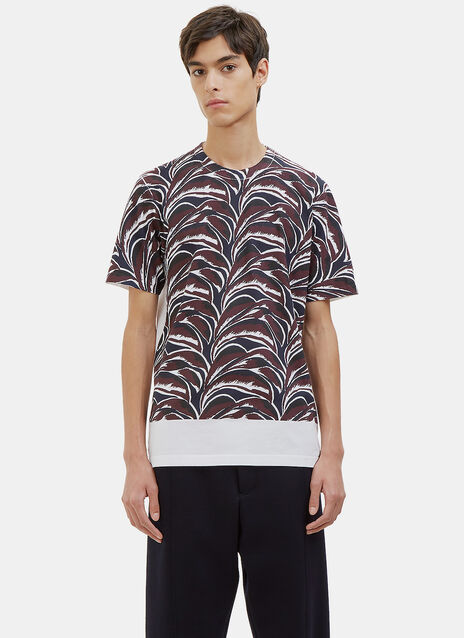 Botanic Print T-Shirt