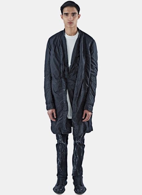 Faun Mid-Length Caban Jacket