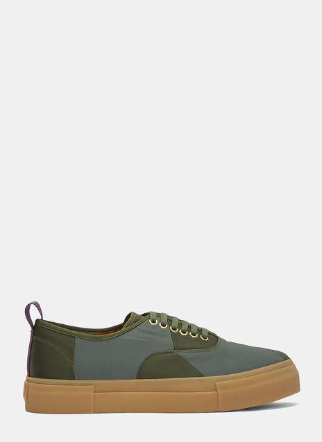 Mother Simon Mullan Low-Top Sneakers