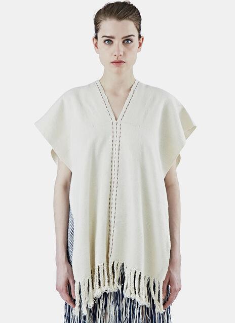 Woven Manta Dress