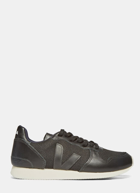 Holiday Low-Top Mesh Panelled Sneakers