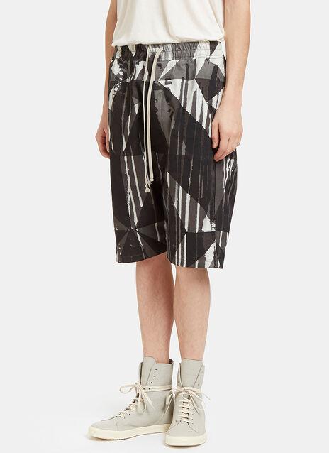 Printed Pod Shorts