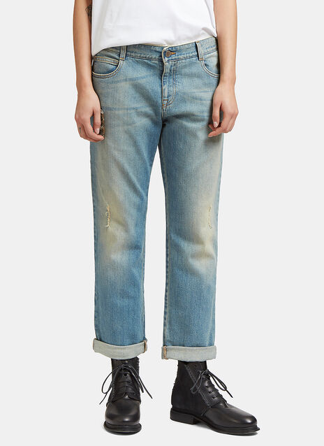 Tomboy Washed Jeans