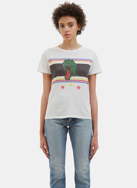 Dinosaur Crew Neck T-Shirt