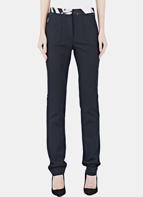 Slim Fit Pants 10