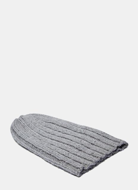 Wool Knit Wizard Hat