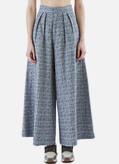 Woven Wide Leg Pants