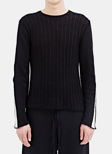 Image of Aganovich Knitted Sweater