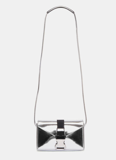 Divine Buckled Crossbody Bag