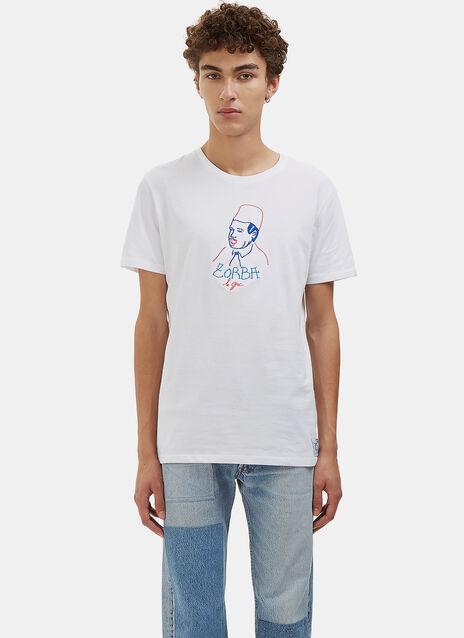 Zorba Crew Neck T-Shirt