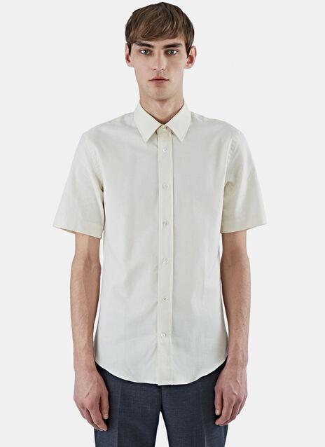 Otis Rust Short Sleeved Shirt