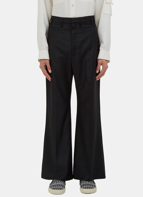 Bodys Flared Tailored Pants