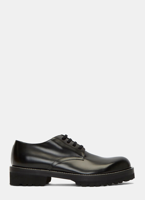 Chunky Derby Shoes
