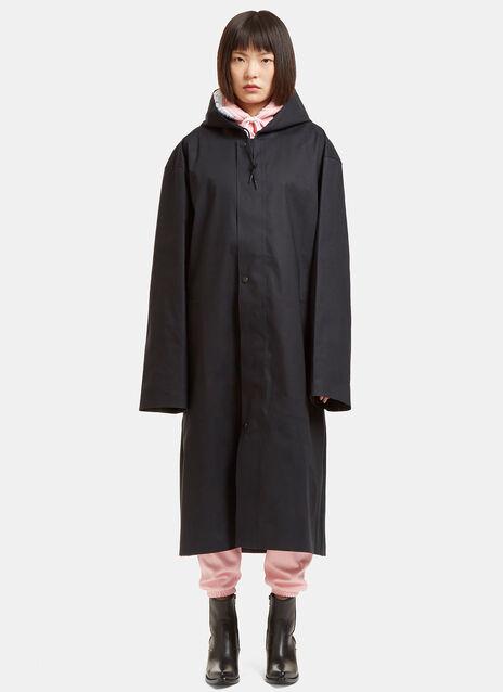 Mackintosh Oversized Waterproof Raincoat