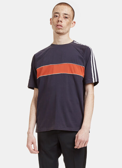 George Stripe Crew Neck T-Shirt