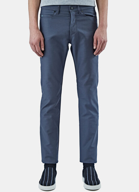 Technical Skinny Fit Jeans