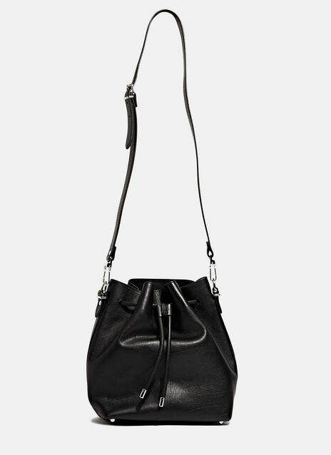 Proenza Schouler Medium Bucket Bag In Black