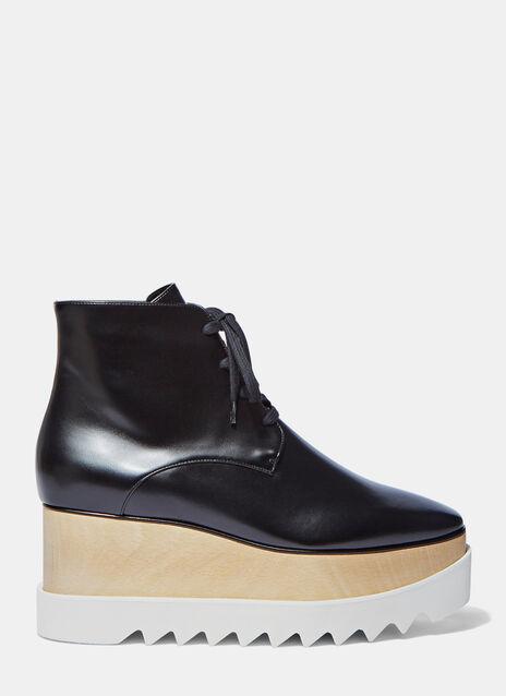 Elyse Platform Ankle Boots