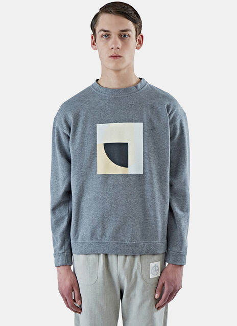 Arty Crew Neck Sweater
