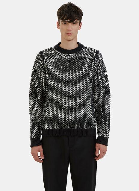 Kaapo Looped Knit Sweater