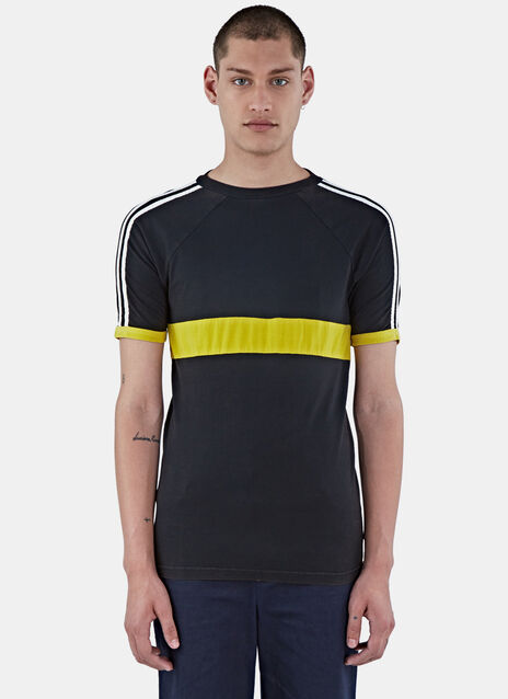 George Stripe Crew Neck T-Shirt