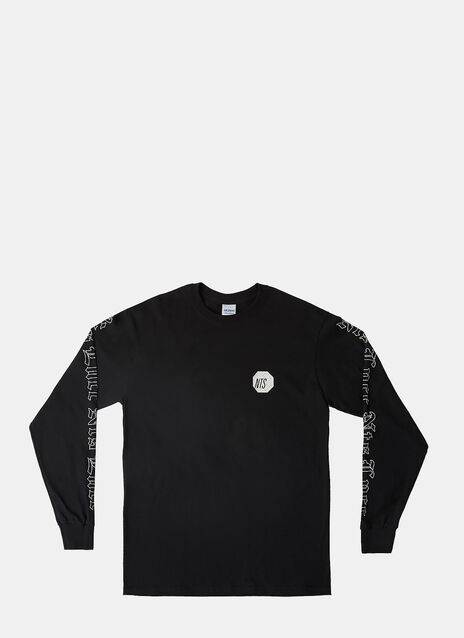 NTS x LN-CC Long Sleeved Crew Neck T-Shirt