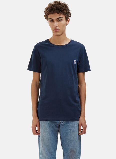 Ecusson Immeuble Crew Neck T-Shirt