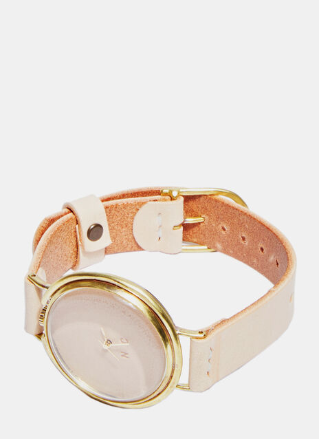 Universe XL Leather Watch