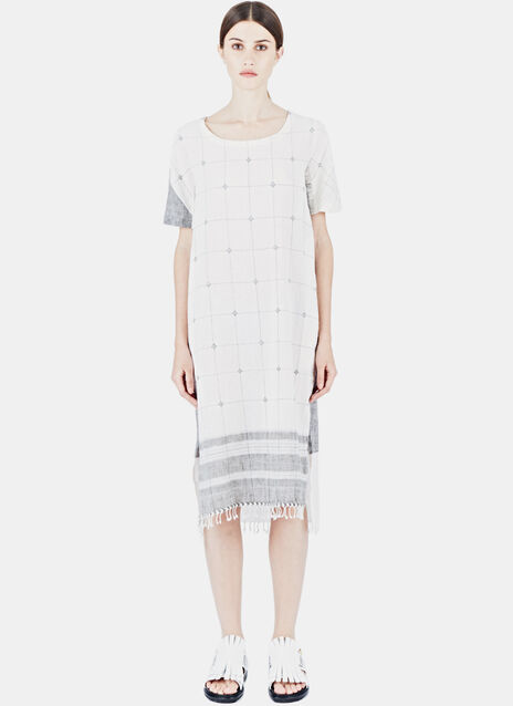 Alison Welsh Short Scarf Dress