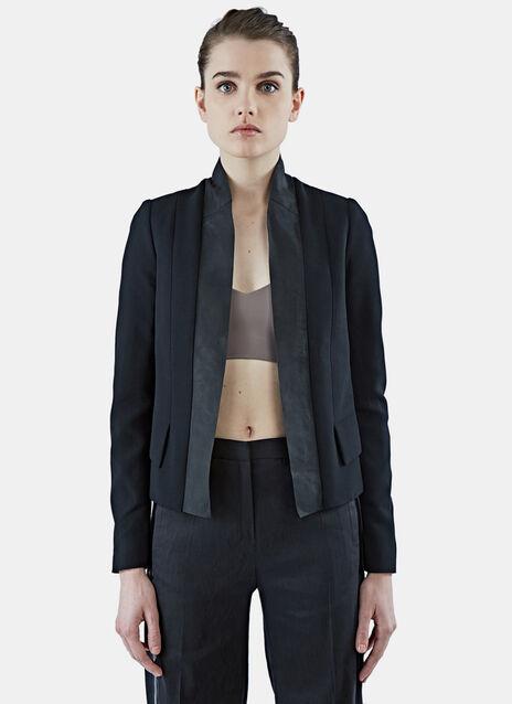 Structured Blazer Jacket
