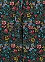 Floral Print Silk Crêpe de Chine Shirt