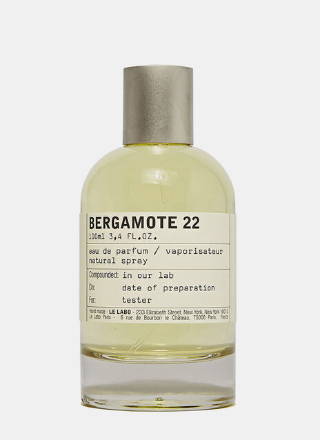 Bergamote 22 - 100 Ml Perfume