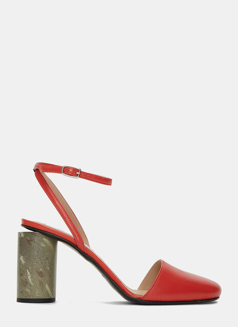 Adeline Heeled Pumps