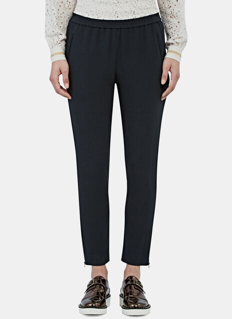 Tamara Slim Stretch Cady Pants