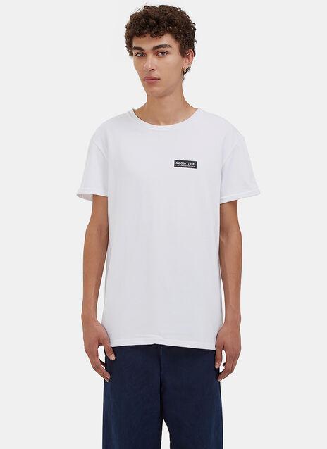 Slow Tek Crew Neck T-Shirt