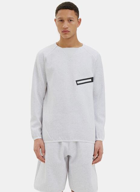 Future Oversized Raglan Sweater