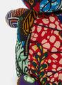 African Pattern Teddy 13
