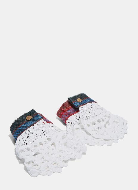 Crochet Lace Cuffs