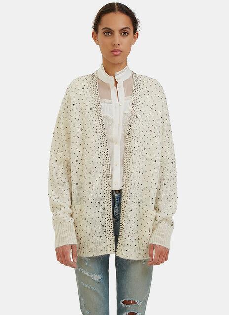 Crystal Knit Cardigan