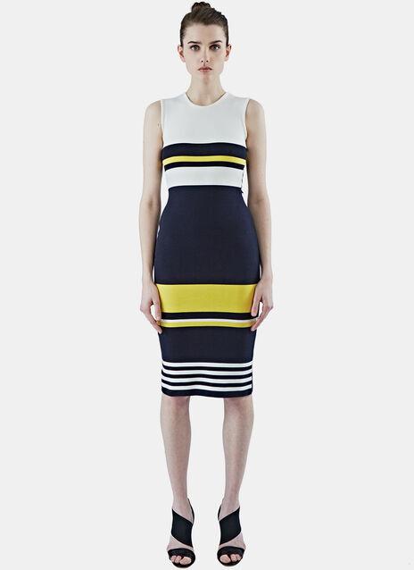 Sleeveless Striped Tana Dress