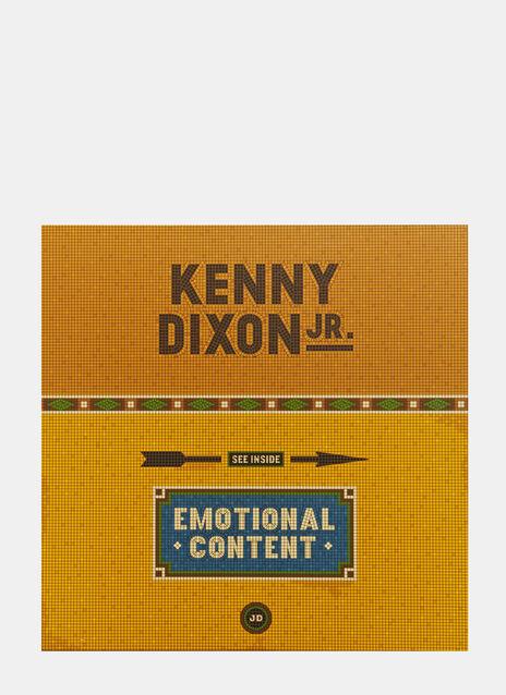 Kenny Dixon Jr - Emotional Con