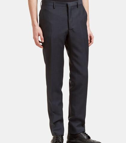 AIEZEN Tailored Mohair Pants